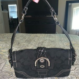Coach mini handbag